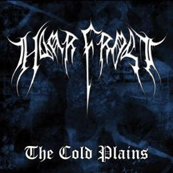 "Hoarfrost - ""The Cold Plains"" CD/EP cover image"