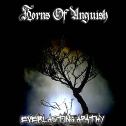 "Horns Of Anguish - ""Everlasting Apathy"" CD/EP cover image"