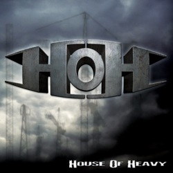 "House Of Heavy - ""House Of Heavy"" CD cover image - Click to read review"