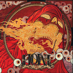 "Howl - ""Full Of Hell"" CD cover image"