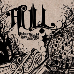 "Hull - ""Beyond The Lightless Sky"" CD cover image"