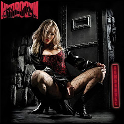 "Hydrogyn - ""Bombshell"" CD cover image"