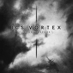 "ICS Vortex - ""Storm Seeker"" CD cover image - Click to read review"