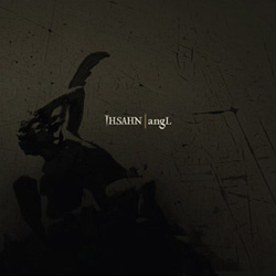 "Ihsahn - ""AngL"" CD cover image"
