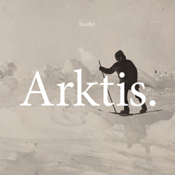 "Ihsahn - ""Arktis"" CD cover image"