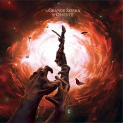 "Il Grande Scisma d'Oriente - ""Synesthesia"" Promo CD cover image - Click to read review"