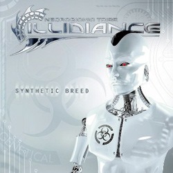 "Illidiance - ""Synthetic Breed"" CD/EP cover image - Click to read review"