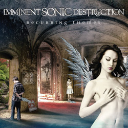 "Imminent Sonic Destruction - ""Recurring Themes"" CD cover image - Click to read review"