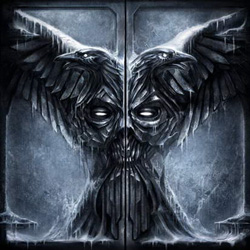 "Immortal - ""All Shall Fall"" CD cover image"
