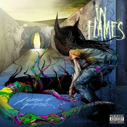 "In Flames - ""A Sense of Purpose"" CD cover image"