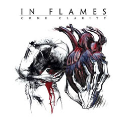 "In Flames - ""Come Clarity"" CD cover image"