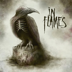 "In Flames - ""Sounds of a Playground Fading"" CD cover image"