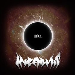 "Incarnit - ""Umbra"" CD/EP cover image - Click to read review"