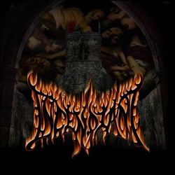 "Incendiant - ""Incendiant"" CD cover image"