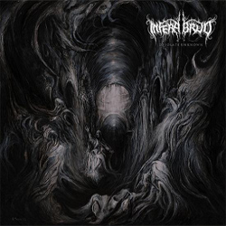 "Infera Bruo - ""Desolate Unknown"" CD cover image - Click to read review"