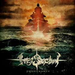 "Inner Sanctum - ""Provenance"" CD/EP cover image - Click to read review"