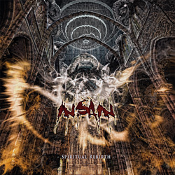 "Insain - ""Spiritual Rebirth"" CD cover image - Click to read review"