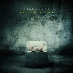 "Insense - ""De:Evolution"" CD cover image"