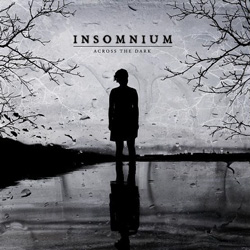 "Insomnium - ""Across The Dark"" CD cover image"