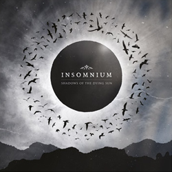 "Insomnium - ""Shadows Of The Dying Sun"" CD cover image"