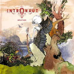 "Intronaut - ""Valley Of Smoke"" CD cover image"