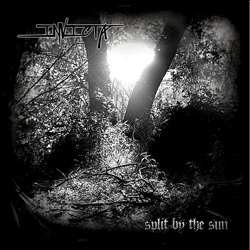 "Invicta - ""Split By The Sun"" CD/EP cover image"
