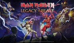 "Iron Maiden - ""Iron Maiden: Legacy Of The Beast"" Other Products cover image"