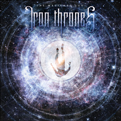 "Iron Thrones - ""The Wretched Sun"" CD cover image - Click to read review"