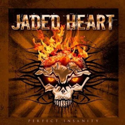 "Jaded Heart - ""Perfect Insanity"" CD cover image - Click to read review"