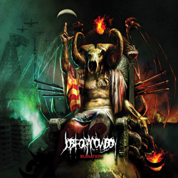 "Job For A Cowboy - ""Ruination"" CD cover image"