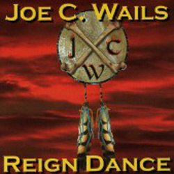 "Joe C. Wails - ""Reign Dance"" CD cover image"