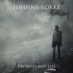 "Johnny Lokke - ""Promises And Lies"" CD cover image"