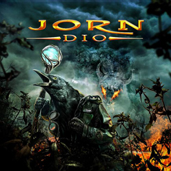 "Jorn - ""Dio"" CD cover image - Click to read review"