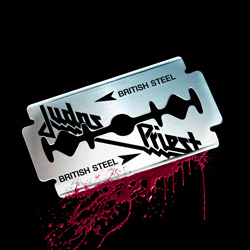 "Judas Priest - ""British Steel - 30th Anniversary Edition"" CD cover image"
