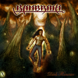 "Kambrium - ""Dark Reveries"" CD cover image - Click to read review"