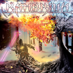 "Kambrium - ""Shadowpath"" CD cover image"
