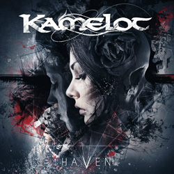 "Kamelot - ""Haven"" CD cover image - Click to read review"