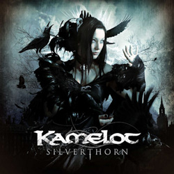 "Kamelot - ""Silverthorn"" CD cover image - Click to read review"