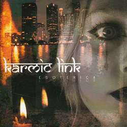 "Karmic Link - ""Esoterica"" CD cover image - Click to read review"