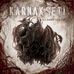 "Karnak Seti - ""In Harmonic Entropy"" CD cover image - Click to read review"