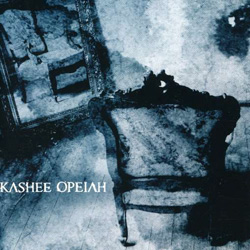 "Kashee Opeiah - ""Panic In Solitude"" CD cover image - Click to read review"