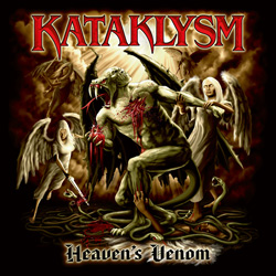 "Kataklysm - ""Heaven's Venom"" CD cover image"
