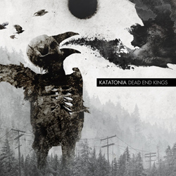 "Katatonia - ""Dead End Kings"" CD cover image"