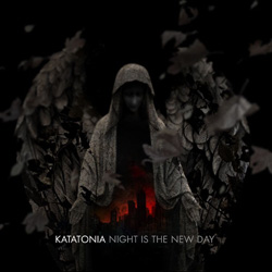 "Katatonia - ""Night Is The New Day"" CD cover image"