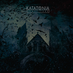 "Katatonia - ""Sanctitude"" DVD cover image"