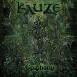 "Kauze - ""Epiphany"" CD/EP cover image - Click to read review"