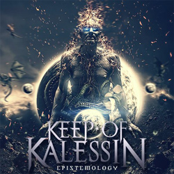 "Keep Of Kalessin - ""Epistemology"" CD cover image - Click to read review"