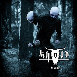 "Khold - ""Til Endes"" CD cover image"