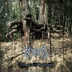 "Khors - ""Return to Abandoned"" CD cover image"
