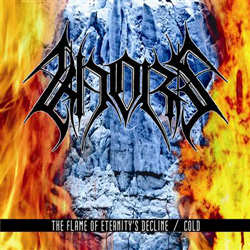 "Khors - ""The Flame of Eternity's Decline/Cold"" 2-CD Set cover image"